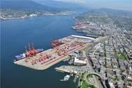 Centerm courtesy Vancouver Fraser Port Authority