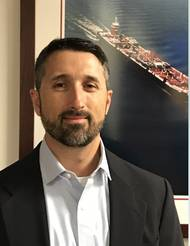 Christopher Deschenes has joined Bouchard Transportation Co., Inc. as Vice President of Maintenance and Repairs. (Photo: Bouchard Transportation Co., Inc.)