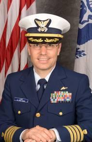 Captain Matthew Lake (Photo: U.S. Coast Guard)