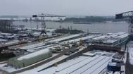 De Hoops Lobith Shipyard: Phtoto credit De Hoop