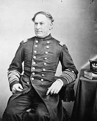 David G. Farragut (Photo: Library of Congress)