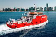 Fugro Offshore Coastal Survey Vessels  being built by Damen