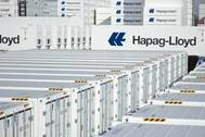 Hapag-Lloyd adds Star Cool Integrated containers chilled by low GWP refrigerant. Photo: Maersk Container Industry