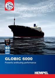 Globtic 6000: Image credit: Hempel