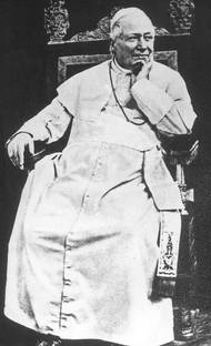 Pope Pius IX (Photo: public domain)