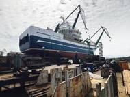 Photo courtesy of Nauta Shiprepair Yard
