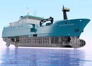 Jensen-Designed Commercial Longliner Fishing Vessel, Northern Leader.