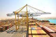 Photo:  King Abdullah Port