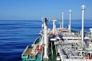 File Image: LNG carrier underway (Credit: Parker Bestobell)