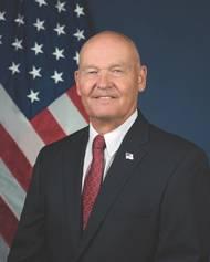 Rear Admiral Mark H. Buzby, USN (Ret), Maritime Administrator, U.S. Maritime Administration