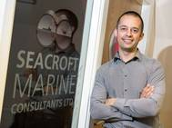Michael Cowlam, technical director at Seacroft Marine Consultants (Photo: Marine Consultants)