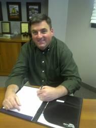 Stephen Nelson, business development manager for Atlas Copco