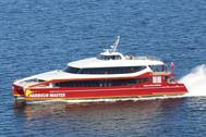 New Generation Cruise Vessel Photo  Incat Crowther'