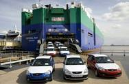 Pure Car Carrier: Courtesy of Ray Shipping