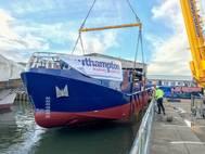 Photo: Southampton Marine Services