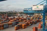 Photo courtesy of the Port of New Orleans