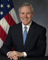 Ray Mabus Secretary of the U.S. Navy Pic by USN