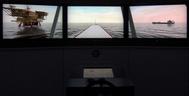 SSH Ship Simulator: Image credit QTM/STORM