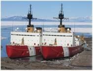 USCG Icebreakers:Photo credit USCG