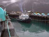 Photo courtesy of Seward Ships Drydock