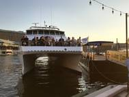 The Tampa Cross-Bay Ferry (Image: Tampa Cross-Bay Ferry)