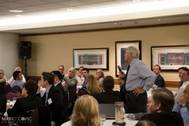 Founder-chairman Patri Friedman Addresses: Photo credit Seasteading Institute
