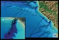 NOAA View of Delgada Canyon: Photo credit NOAA