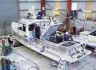 Mustang Marine Construction: Photo credit Mustang Marine