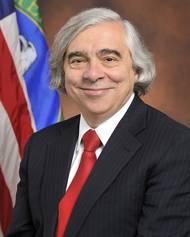 U.S. Secretary of Energy Ernest Moniz