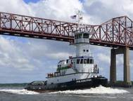 Philadelphia is the fifth of eight new tugs being built by St. Johns Ship Building for Vane Brothers (Photo: St. Johns Ship Building)