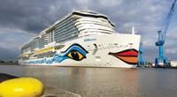 AIDAnova. Image: ©AIDA Cruises