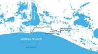 Map courtesy: Venture Global LNG