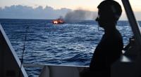 U.S. Coast Guard photo by Ensign Brandon Horacek/Released