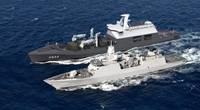 Image courtesy Damen Shipyards Galati