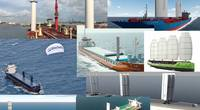 Wind Propulsion Principles is a complete handbook dealing with all currently applied wind propulsion technologies on board, seen through the lenses of the aerodynamic and hydrodynamic effects, ship operations in weather, design implementation and investment yield assessments, so that a unified roadmap for decision making is available to the shipping community. Find more info here: bit.ly/3g9JcTM