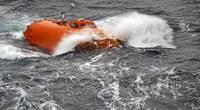 Norsafe free-fall lifeboat (Photo: VIKING Life-Saving Equipment)