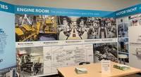 Engine Room Wall (Photo: Advanced Mechanical Enterprises)
