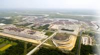 The Port of Savannah, Georgia, US: major expansion plans announced by the Georgia Ports Authority. (Photo: GPA)
