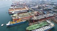Keppel Tuas Shipyard - Credit: Keppel Corp.