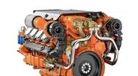Scania's 16L engine (CREDIT: Scania)