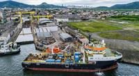 A Wilson Sons offshore vessel -Credit: Damen (File Photo)