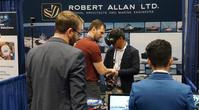 Booth VR demonstration at SNAME 2019 (Photo: Robert Allan Ltd.)