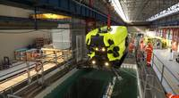 Saipem's Hydrone R – in the flesh and ready for real world testing. Image from Saipem.