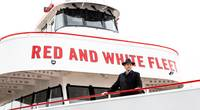 Tom Escher, owner, Red and White Fleet