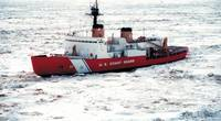 A file image of the Coast Guard's lone heavy icebreaker, the Polar Star. Image CREDIT: USCG