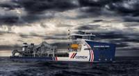 The new Damen dredger featuring Wärtsilä propulsion equipment will be one of the most environmentally sustainable vessels of its type. (Image: Wärtsilä)