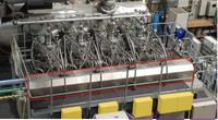 WinGD's fuel flexible injector installation on RTX-6 Test Engine (Photo: WinGD)