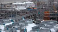 Yamal LNG. Photo: Total