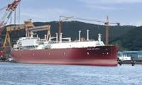 Nakilat has taken delivery of a newbuild LNG carrier, Global Sea Spirit, Photo courtesy Nakilat
