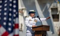 Vice Adm. Linda L. Fagan (Photo: U.S. Coast Guard / Taylor Bacon)